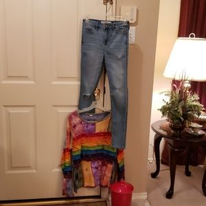 Hollister High Rise Jeans